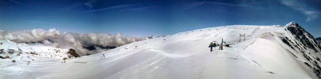 French 2014 Summer Ski Season Underway