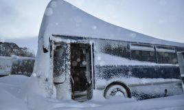 Over A Metre Of Snow Falls in Australia