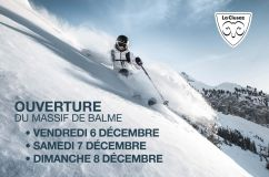 La Clusaz will open for a long weekend from 6th December 2019