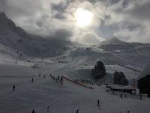 Belle Plagne Snow Reports - December 2017