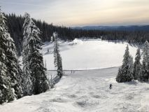 Big White Snow Reports - February 2018