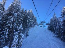 La Tania Snow Reports - February 2019