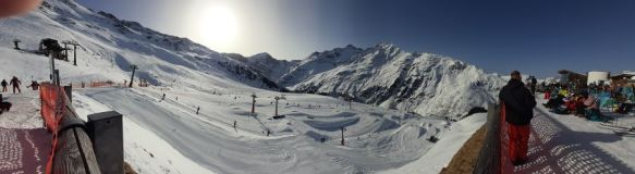 Sankt Anton am Arlberg Snow Reports - January 2020