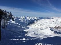 Val Thorens Snow Reports - February 2019