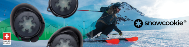 Re:Wearable Technology and Connected Skiing - Snowcookie