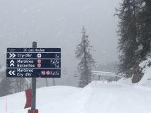 Crans-Montana Snow Reports - February 2020