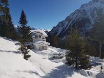 Accommodation in the Austrian Alps close to Samnaun / Ischgl