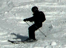 Ski Academy - Test 1 - Ankle Flex Drop Test