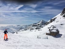 Champoluc Snow Reports - April 2015