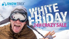Snowtrex White Friday - Big Savings and Ski Pass Offers!
