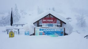Re:Val d'Isère Gets Fresh Huge Snowfalls