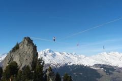 Spring Skiing Events and Activities in Les Arcs