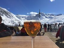 Tignes Le Lac Snow Reports - April 2018