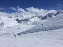 Re:Tignes Le Lac Snow Reports - April 2018