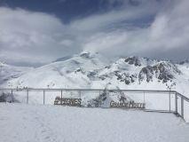 Tignes Snow Reports - April 2018