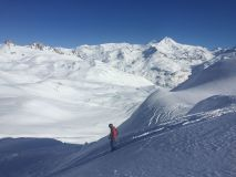 Val d'Isère Snow Reports - December 2018