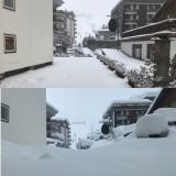Cervinia Snow Reports - January 2018
