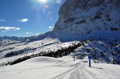 Cortina and Val Gardena Opening Early