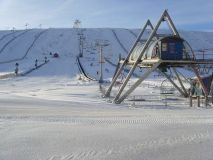 More Huge Snowfalls in the Alps, Scottish Season Re-Starts