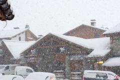 More Huge Snowfalls in the Alps, Scottish Season Re-Starts