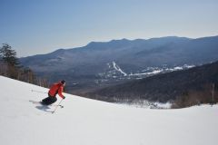 150cm New Snow and 10 New Trails As Waterville Valley Celebrates 50 Years