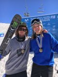 Two British bronze medals in Ski Slopestyle at World Championships