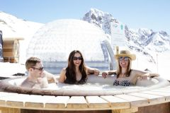 La Plagne Plans Another Unusual Easter Festival