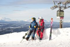 35% Jump In British Skier Visitor Numbers to Swedish Resorts