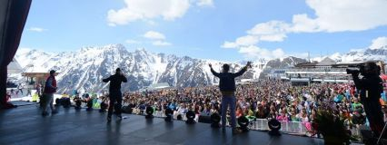 Ischgl To Add New Lift Featuring Music Stars