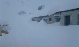 Huge Snowfalls in New Zealand