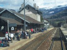 Direct London - La Plagne Rail Link For 2018-19?