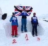 British Aerials Skier now