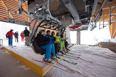 New 6-Seater Chairlift for Davos This Winter