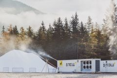 Quad chairlifts, Dry slopes, New Clubhouses and All-Weather Snowmaking For Scottish Slopes