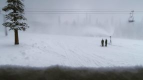 Canada's 2017-18 Ski Season Gets Underway As Big Snowfall Buries Slopes