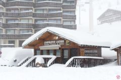 Val Thorens Receives Further Big Snowfalls Ahead of Season Opening This Coming Weekend