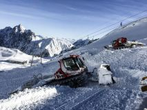 Alps Get Snow for Third Successive November Sunday