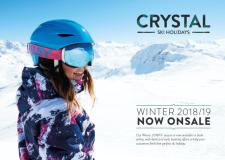 Crystal Put 18-19 Ski Holidays on Sale