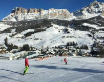 A Big Opening Day in the Dolomities