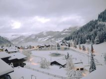 (Still More) Heavy Snow in the Alps