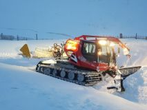 70cm of Snow in 72 Hours on Scottish Ski Slopes