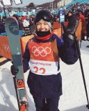 Rowan Cheshire Qualifies For Finals of Olympic Women's Ski Halfpipe