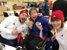 Britain Wins First Paralympic Medal at Pyeonchang