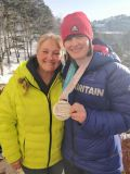 Two More Paralympic Ski Medals For Team GB