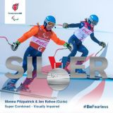 Second Silver and Fourth Medal For British Skiers at 2018 Paralympics