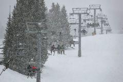 'Warmer Snow' Falling in Colorado