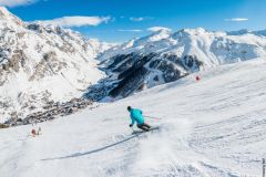 Val d'Isère To Offer Skiing on Winter Slopes in Summer for First Time Ever