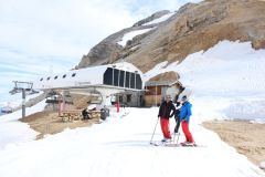 Val d'Isère's Summer Ski Slopes Re-Opening Attracts 200