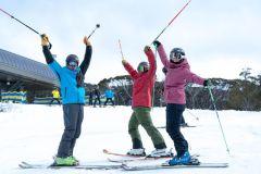 Ski Season Starts in Australia