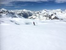 France Goes in to Summer Ski Mode